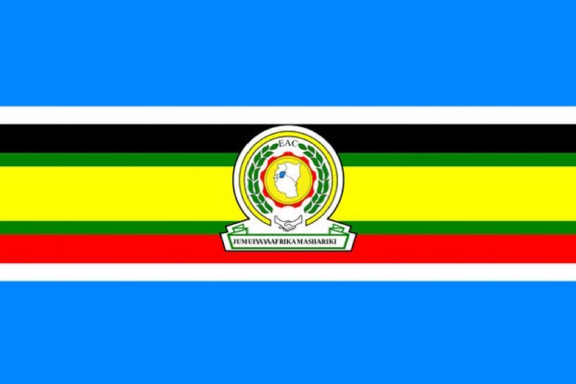 east african federation flag